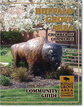 Buffalo Grove Area Chamber Communty Guide Image